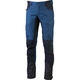 Lundhags M's Makke Pants Short Petrol/Deep Blue